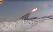 وزارة الدفاع الروسية تكشف عن فيديو للمناورات في أورينبورغ