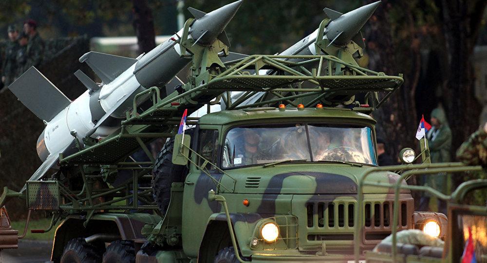 منظومة الدفاع الجوي الصاروخية إس-125