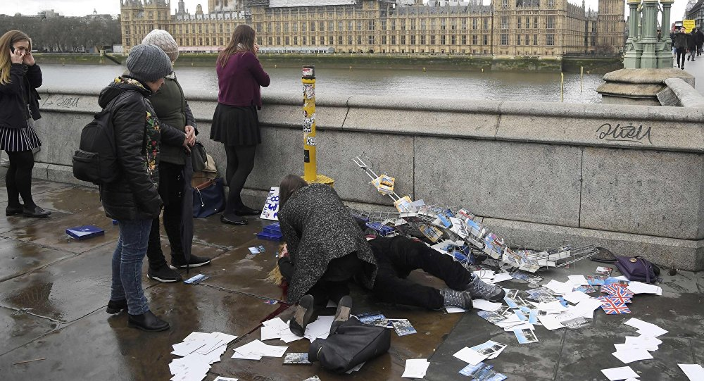 هجوم لندن
