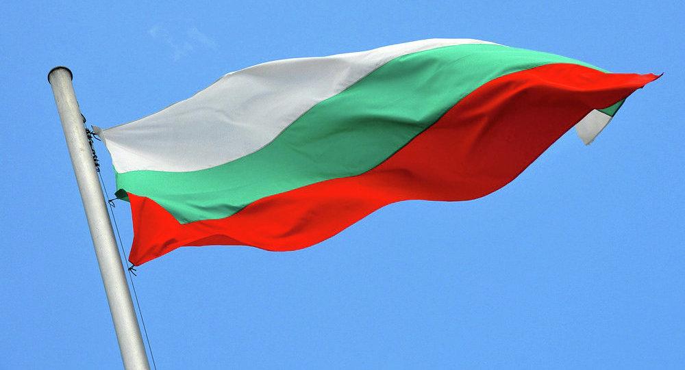 علم بلغاريا