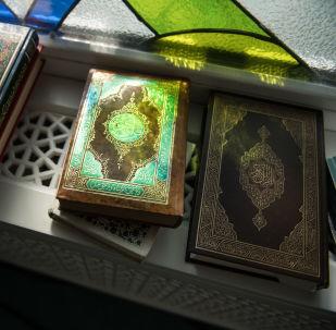 مهرجان القرآن الكريم في المسجد الكبير بموسكو