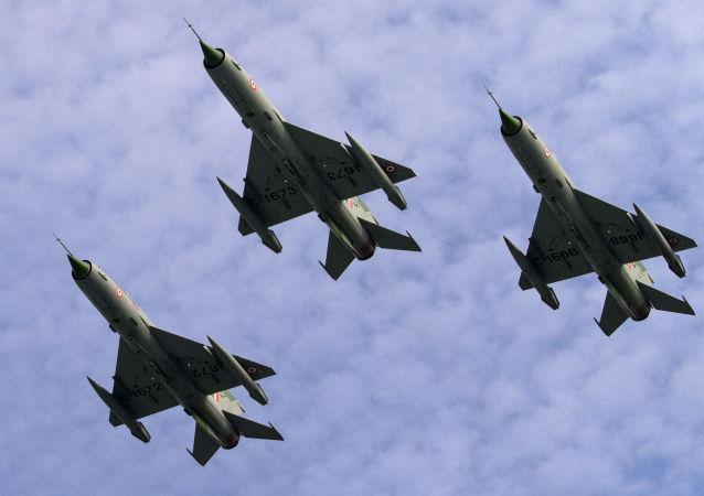 مقاتلات ميغ-21