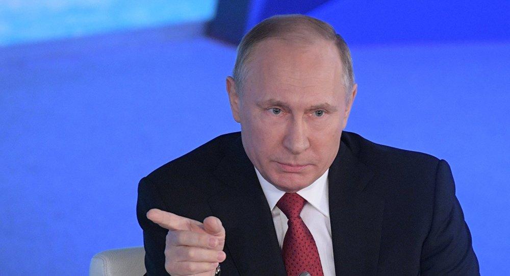 بوتين يشارك في أعمال قمة  تنمية منطقة القطب الشمالي