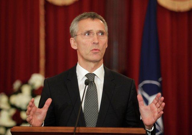 الأمين العام للناتو، ينس ستولتينبيرغ