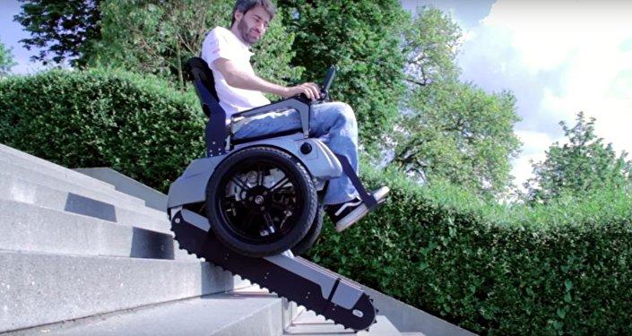 كرسي متحرك لذوي الأحتياجات الخاصة