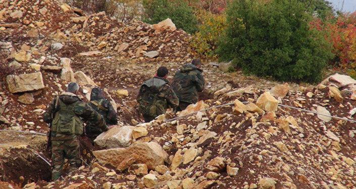 خسائر كبيرة للنصرة في ريف حماة و الأنفاق لم تنفعها