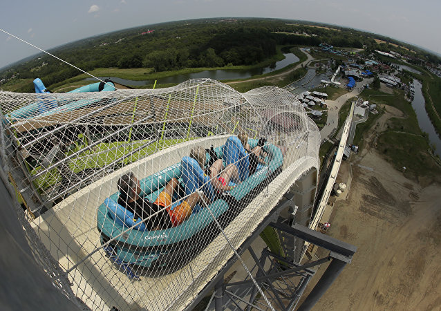 World's Biggest Water Slide Closes After 10-Year-Old Killed