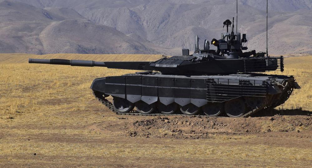 أحدث دبابة من صنع إيراني