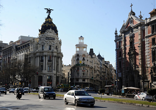 مدريد، أسبانيا