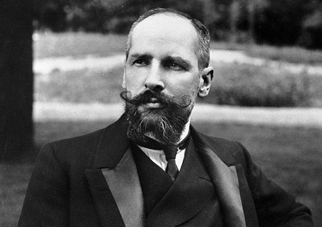 بيوتر ستوليبين - رئيس الوزراء الروسي خلال فترة من يونيو 1906 حتى سبتمير 1911