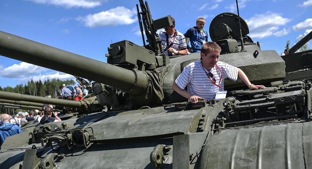 دبابة تي-62 إم