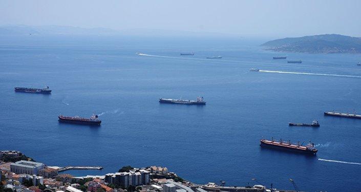 ميناء جبل طارق