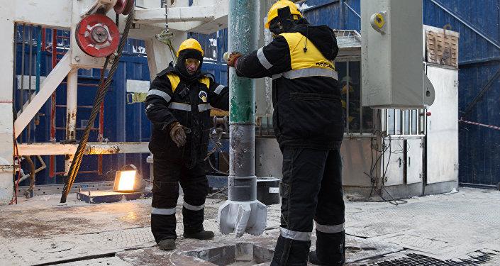 الشركة النفطية الروسية روسنفط