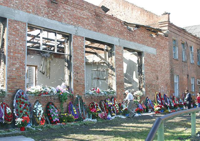 عملية إرهلبية في مدرسة في بيسلان، 1 سبتمبر/ آيلول 2004