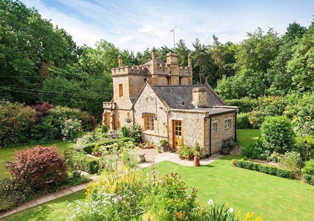 أصغر قصر في انجلترا