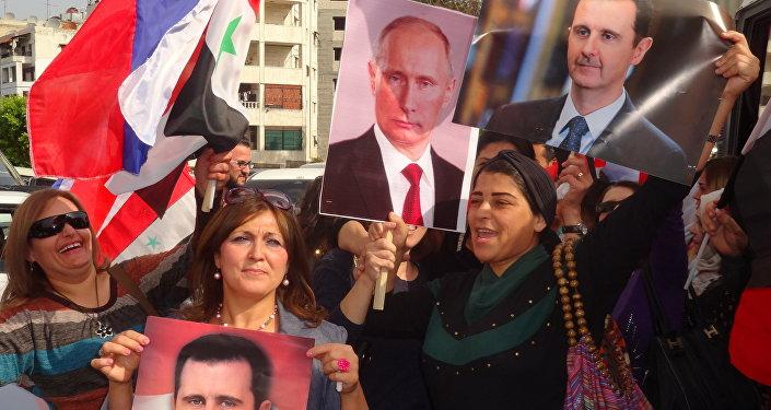 الجهود الإنسانية الروسية لا تتوقف وتصل لمستحقيها