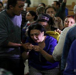 تفجير كنيسة الإسكندرية