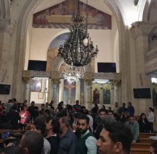 تفجير إرهابي في كنيسة بمدينة طنطا في مصر