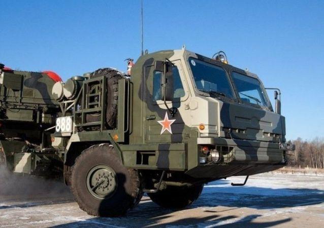 منظومة إس-500 للدفاع الجوي