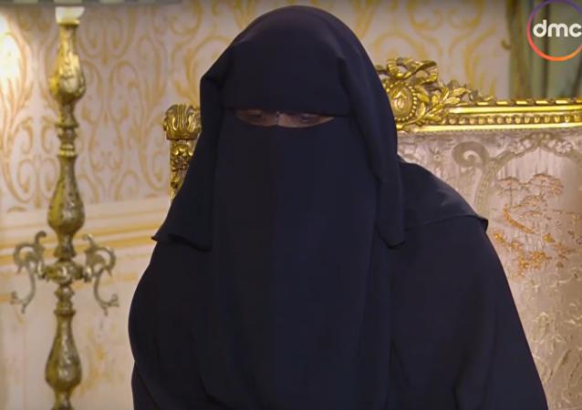 زوجة منفذ العملية الإرهابية بالإسكندرية