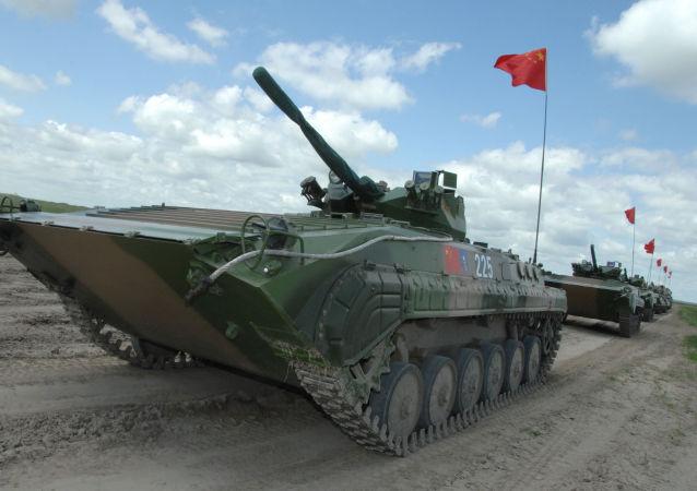 مدرعات الجيش الصينيтая