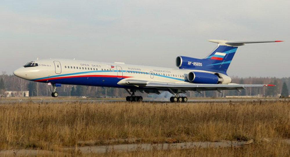طائرة تو-154إم إل كا-1