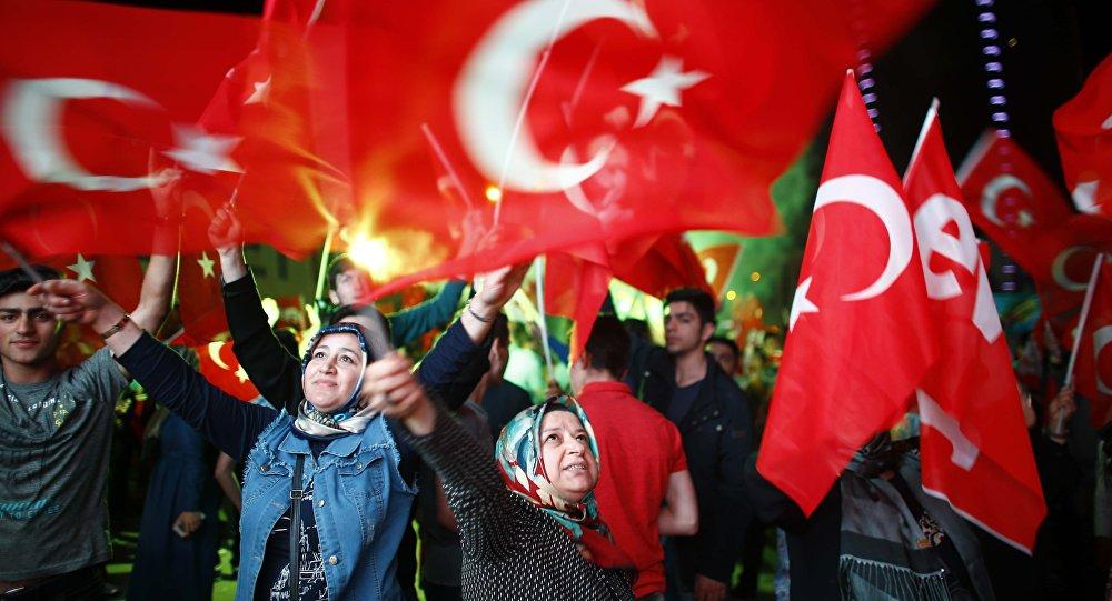 استفتاء تركيا