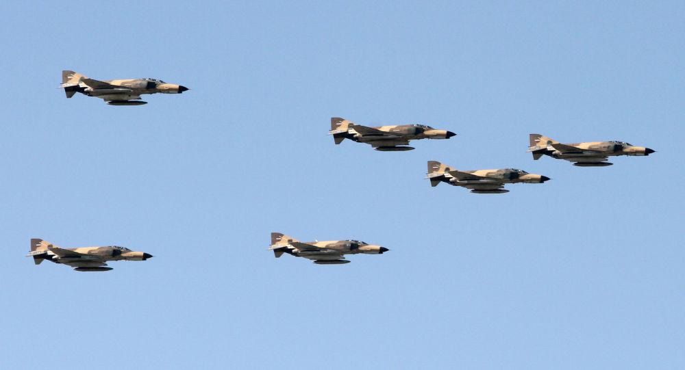 مقاتلات إف-4 فانتوم