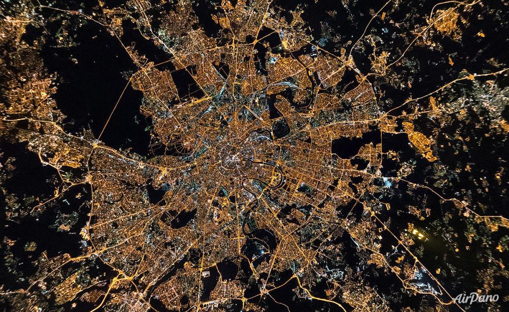 وسط موسكو