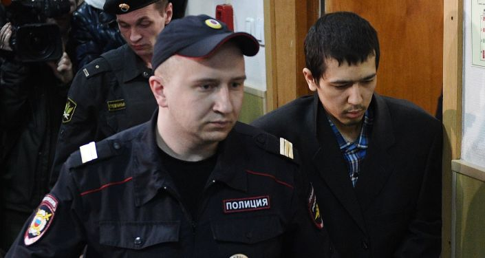 أحد المشتبه في تنظيمهم التفجير الإرهابي في مترو سان بطرسبورغ، أبرار عظيموف