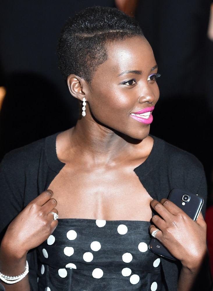 الممثلة ليوبيتا نيونغو