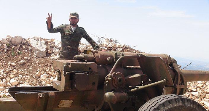 التلال تمنح الجيش السوري مزيد من التقدم في ريف حماة