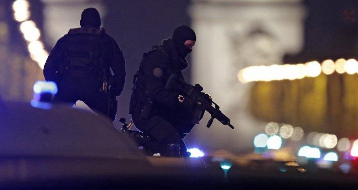 هجوم باريس