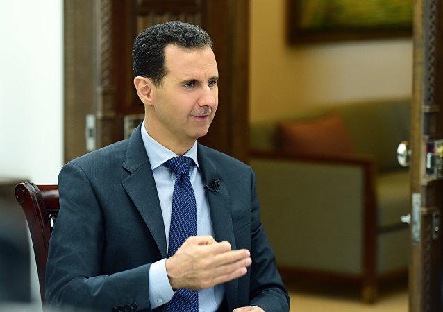 رئيس سوريا ابشار الأسد