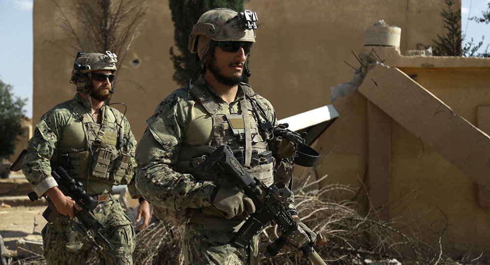 Keeping the American forces ... is the most important conditions for approval of the new Iraqi government 1023628125