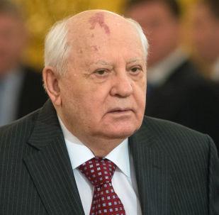 ميخائيل غورباتشوف