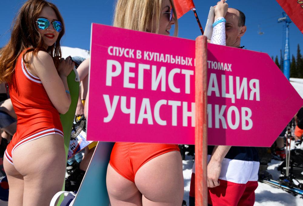 مهرجان غريلكا  في سايبيريا-روسيا للمايو