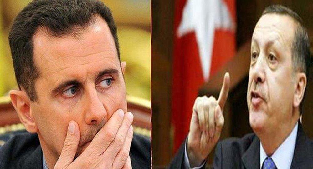 الأسد و أردوغان