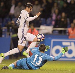 ريال مدريد وديبورتيفو