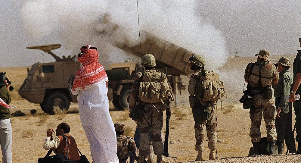 حرب الخليج عام 1990