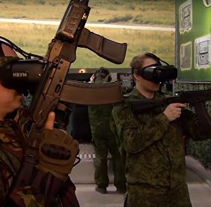أسلحة افتراضية للجيش الروسي