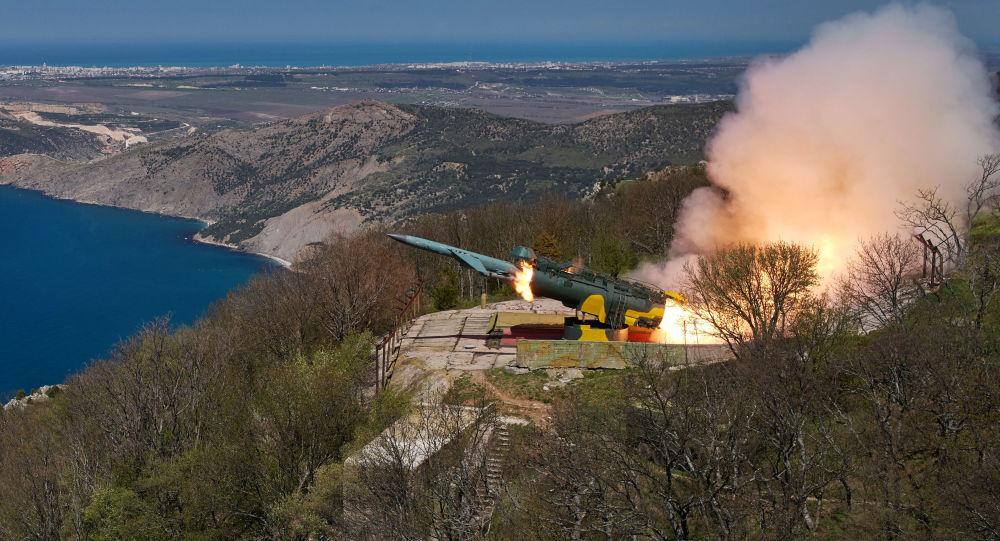 إطلاق صاروخ تابع لنظام أوتيوس