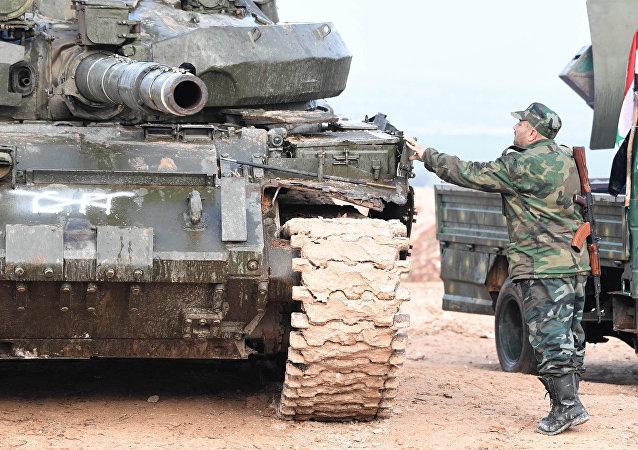 القوات الحكومية السورية