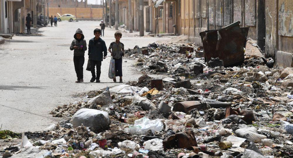 الوضع في سوريا - مدينة دير الزور