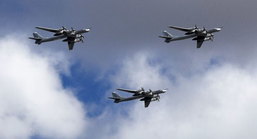 طائرات تو-95 ام اس