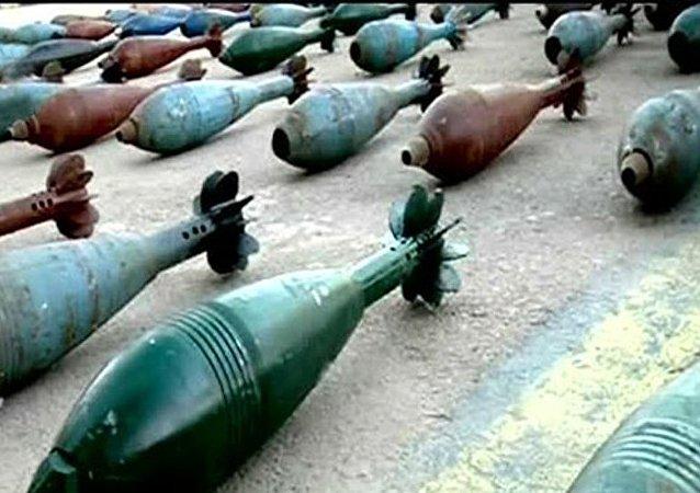 تهريب أسلحة إلى الغوطة الشرقية