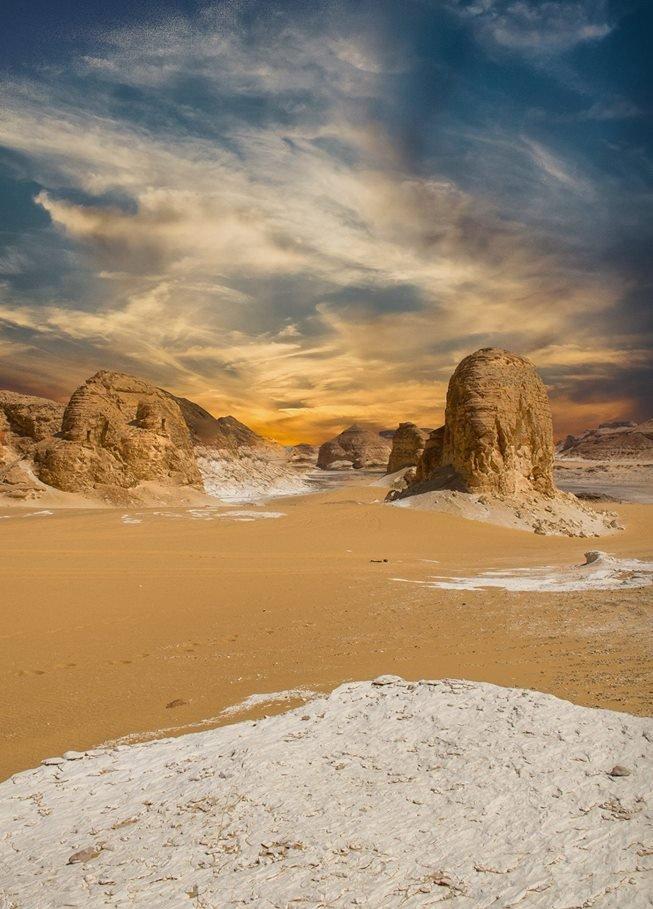 الواحات البحرية - مصر