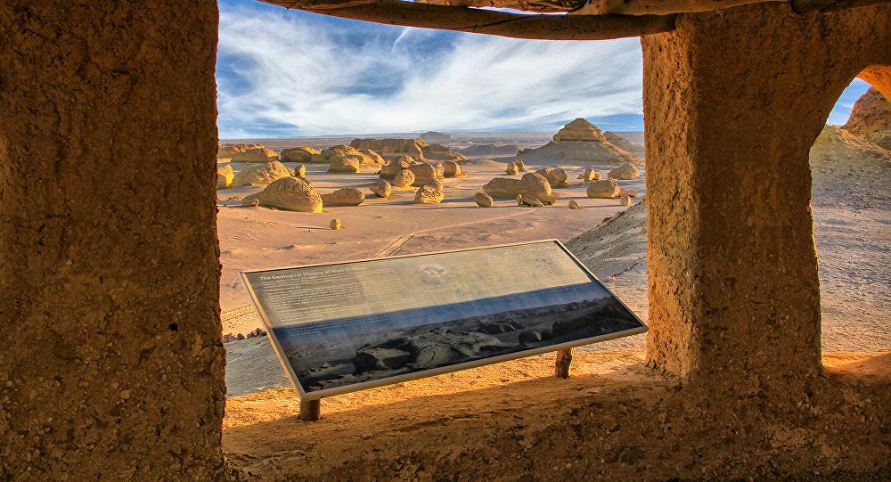 وادي حيتان - مصر