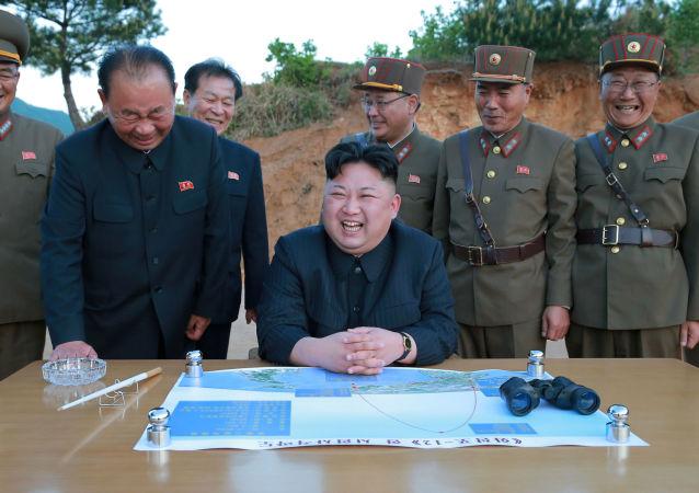 كوريا الشمالية - الزعيم الكوري كيم جونغ أون