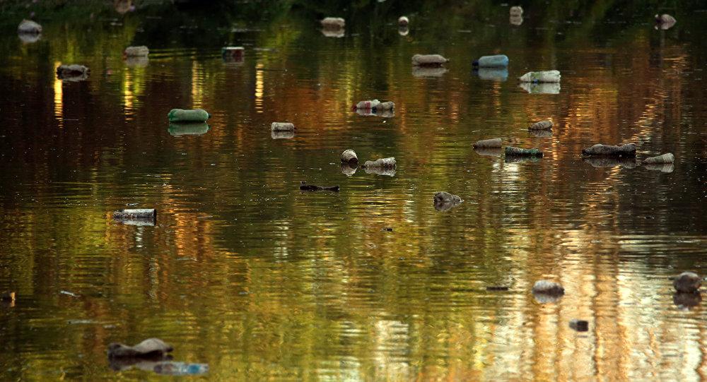 التلوث في الأرجنتين